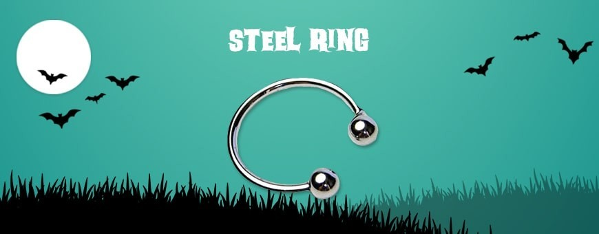 Buy Clitoris Steel Ring At Lower Price From Our Store
